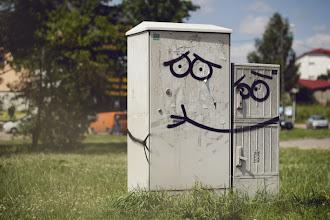 Photo: Street Art in Olsztyn, Poland