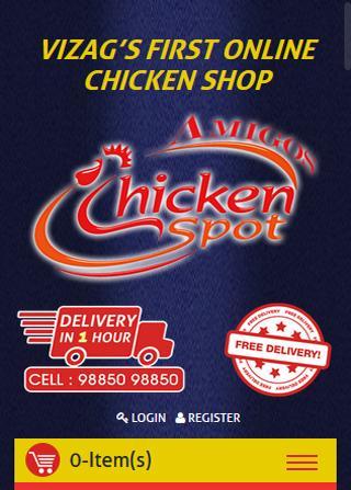 Aamigos Chicken Spot
