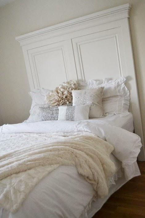 Ana White King Headboard