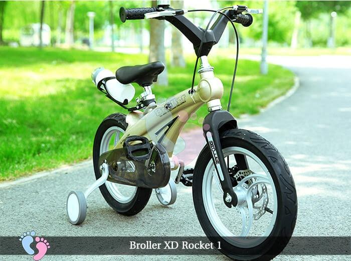 Xe đạp dành cho trẻ em Broller XD Rocket 1