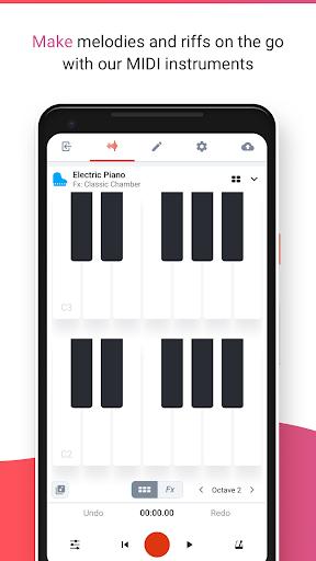 BandLab - Music Studio & Social Network 7.6.2 screenshots 4
