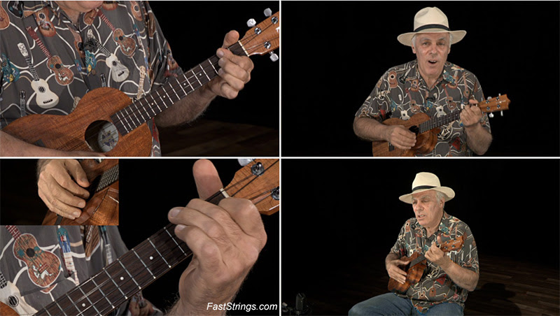 Fred Sokolow - Songs of Hawaii for the Ukulele