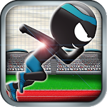 Stickman Games : Summer Icon