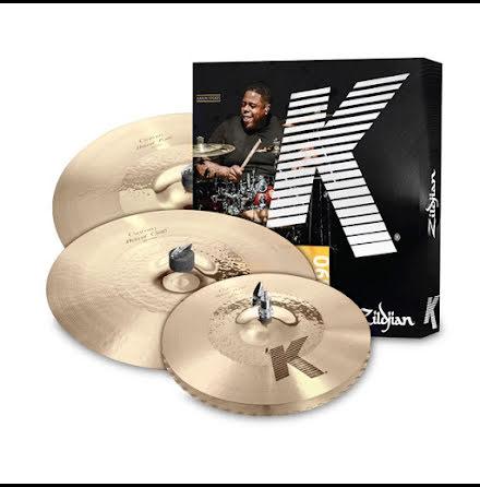 Zildjian K Custom Hybrid Cymbalpack - KCH390