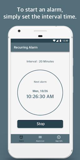Repeat Alarm - Recurring reminder 1.14.4 screenshots 2