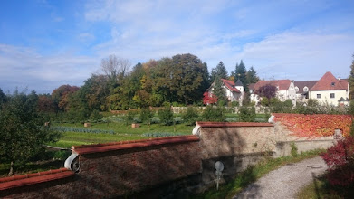 Photo: monastery st. ottilien: vegetables garden