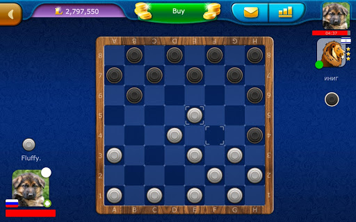 Checkers LiveGames - free online game 3.85 screenshots 19