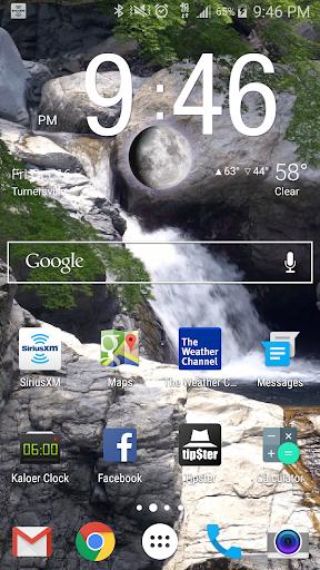 Free Waterfall Live Wallpaper