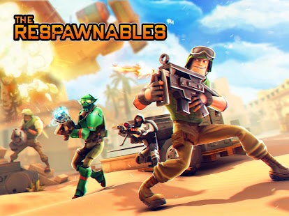Respawnables - TPS Special Forces Screenshot