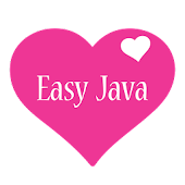 Easy Java Notes