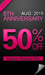 Moon+ Reader- screenshot thumbnail
