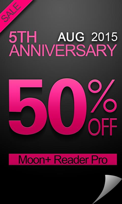 Moon+ Reader- screenshot