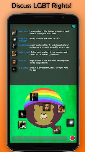 Lgbt chat app