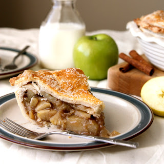 5 Pound Apple Pie