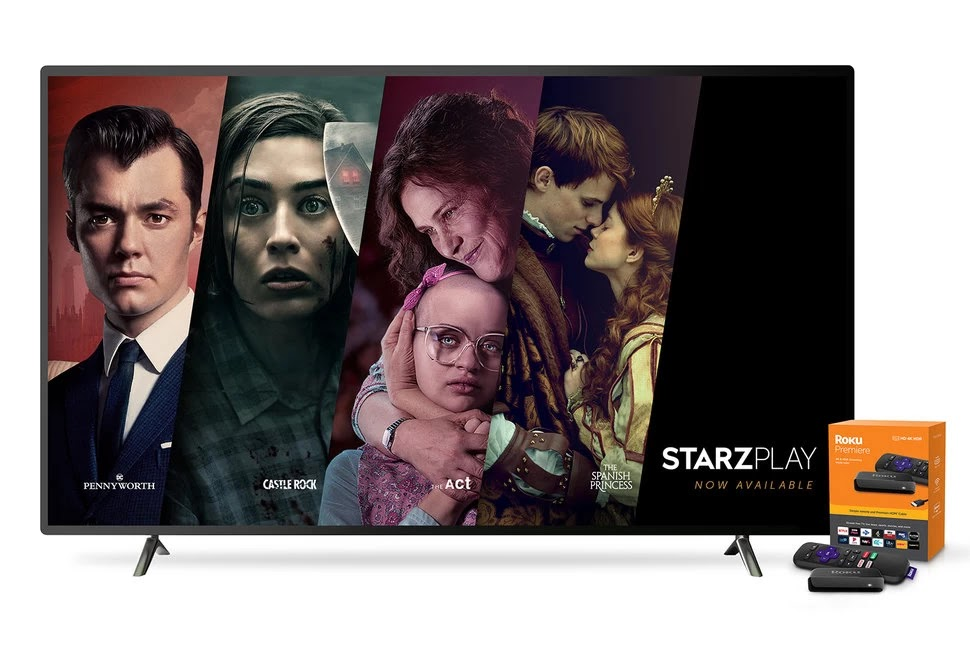 StarzPlay is now available on Roku devices in the U.K.