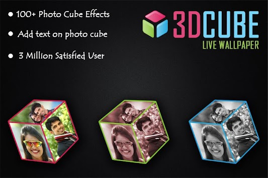 3d Cube Live Wallpaper Apk Latest Version Download Free