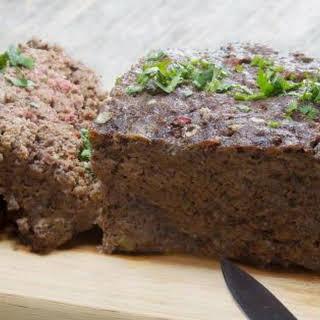 Low Carb Meatloaf.
