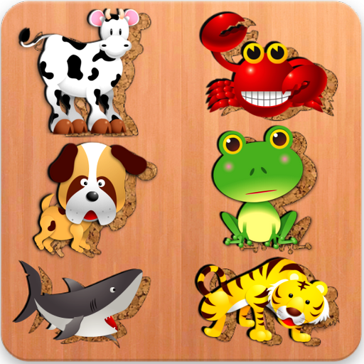 Cute Animals Puzzles