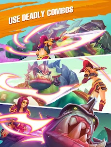 Juggernaut Champions: RPG Clicker Apk Download For Android and Iphone 7