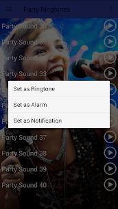 Party Dance Ringtones 1.2-1056 Android APK Mod 2
