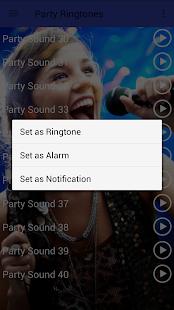 Party Dance Ringtones screenshot