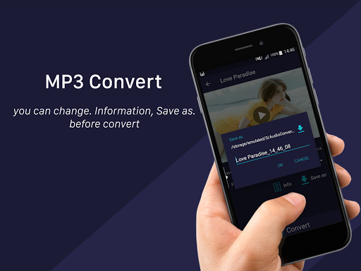 MP3 converter 2.5.9 screenshots 7