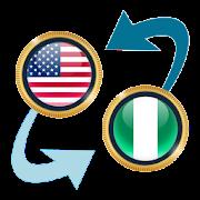 Us Dollar To Nigerian Naira Created By