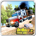 Offroad Truck Driver Simulator 3D:Free 4x4 Game icon