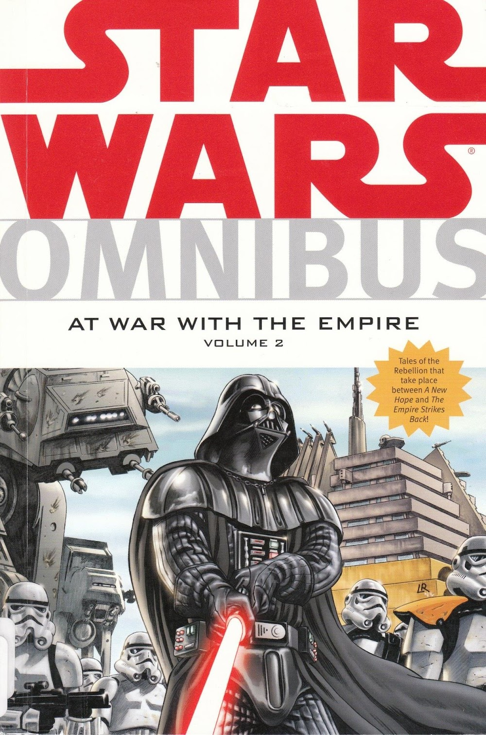 Star Wars Omnibus - At War with the Empire Vol.2 (2011)