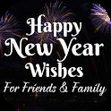 Happy New Year GIF Animated 2021 icon