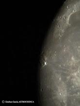 Photo: 05-jun-2007: Cráteres de Aristarco y Kepler -- Motilla del Palancar (CU)