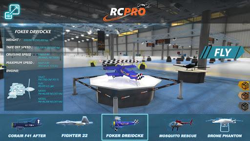 Pro RC Remote Control Flight Simulator Free  screenshots 11