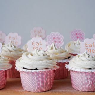 Wacky Cupcakes with Maple Buttercream Icing Recipe