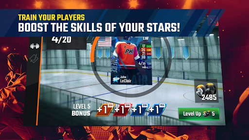 Franchise Hockey 2019 - screenshot