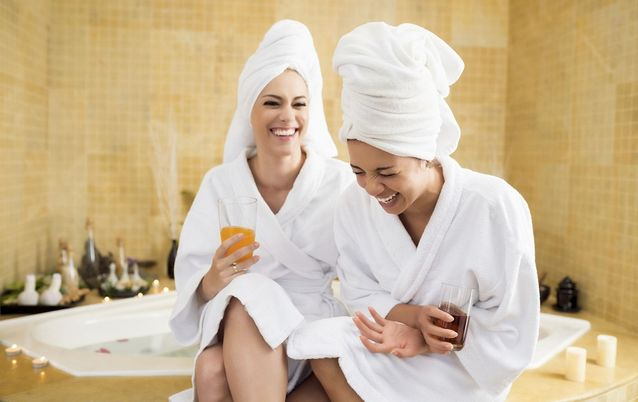 Retreats and holiday spas . Picture: ISTOCK