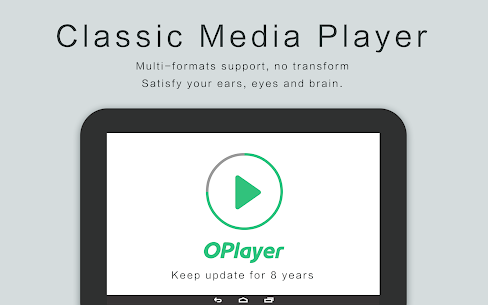 OPlayer Video Player Pro for PC Windows 10 & Mac. 9