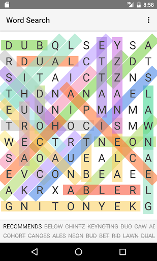 Word Search  screenshots 3