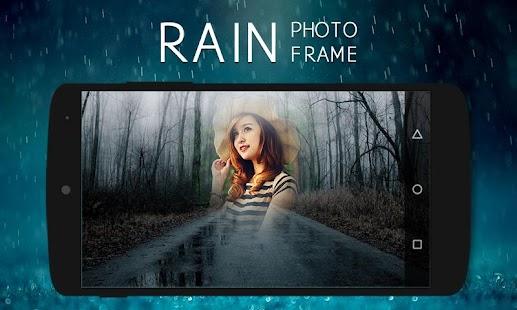 Rain Photo Frames - náhled