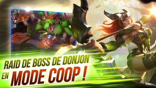 Dungeon Hunter Champions: De l'Action RPG en ligne  captures d'écran 4