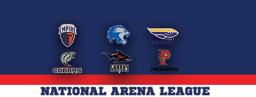 National Arena League Week 5 - ALB @ JAX
