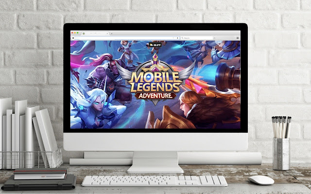 Game Theme: MOBILE LEGENDS ADVENTURE