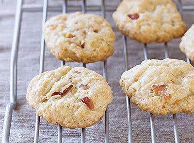 Blue Cheese Cracker/cookie Recipe