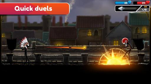 Stickman Archer Online android2mod screenshots 3