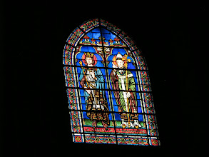 Photo: The stained glass is beautiful, but wait to see Sainte-Chapelle