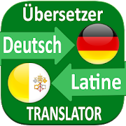 Latin German Translator