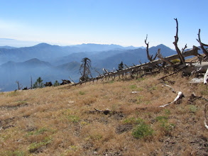 Photo: View west from Hawkins Ridge