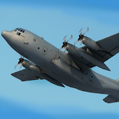 Airplane Gunship Simulator 3D