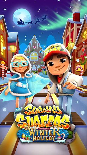 Subway Surfers[Unlimited Coins/Keys/Unlock]