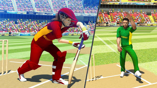 Cricket Games - Boys Vs Girls Cricket 1.4 screenshots 1