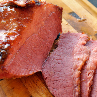 Brown Sugar Baked Corned Beef Recipe